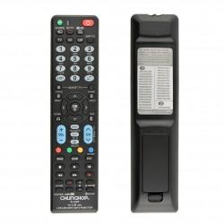 Control Remoto Universal E-L905 Para LG Uso LCD LED HDTV 3DTV Función Negro