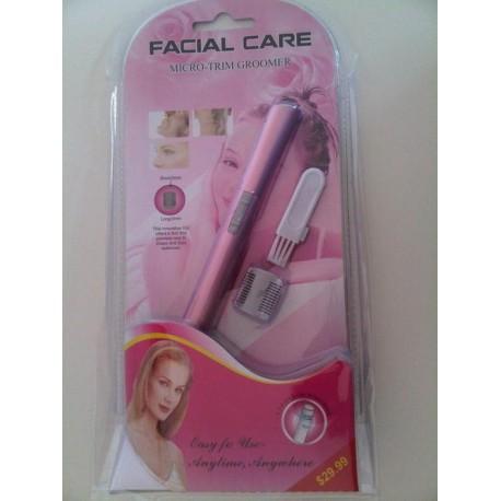 Cuidado Facial Micro Ajuste Groomer.