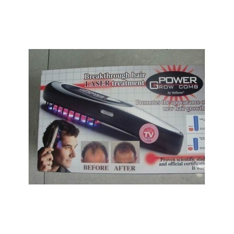 Power Grow Comb - Laser