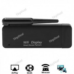 HI763 Wifi Pantalla Dongle Adaptador Miracast DLNA AirPlay HDMI