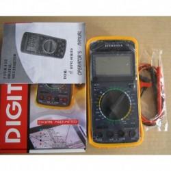 multimetro digital dt 9205m