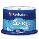 Tarrina 50 cd verbatim
