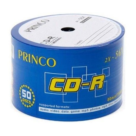 Princo CD-R 56x 700MB (50)