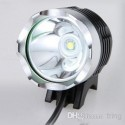 1800 Light Bike Lumen CREE XML T6 LED de luz de la bici de la bi