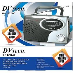 RADIO DV TECH DV-1721AC