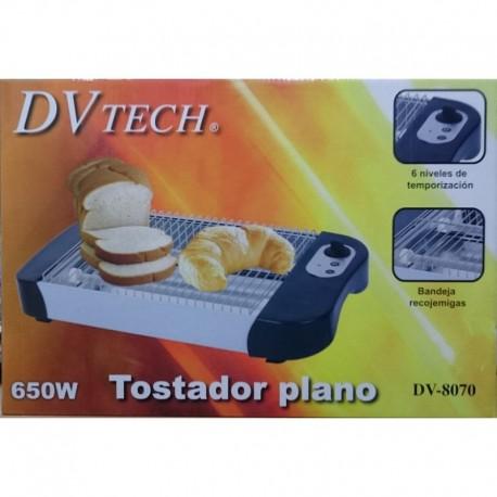 Tostador plano DVTech DV-8070