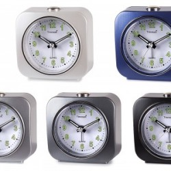 Despertador Silencioso Timemark