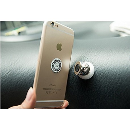 Soporte Universal para coche de magnético iman fuerte para Sony,HTC, iPhone,Samsung,Huawei,LG, Etc.
