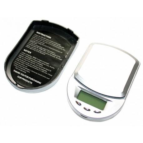 La escala del bolsillo de serie Diamond A04 LCD