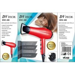 secador de pelo profesional dvtech dv-49