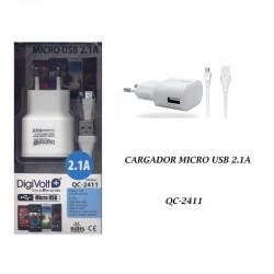 CARGADOR DIGIVOLT QC-2411
