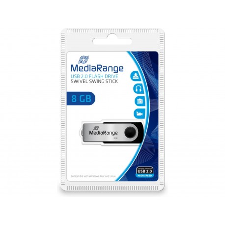 USB MEDIARANGE MR908 8 GB