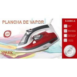 Plancha de Vapor Spark 2400 W