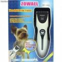 Cortapelo para Afeitar Perros y Mascotas ZOWAEL RFC-280A