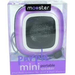 MOOSTER MINI SPEAKER Mini Altavoces amplificados