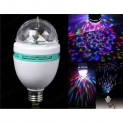 Fiesta Mini LED luz giratoria LED RGB luz del disco Dj Luz Inici