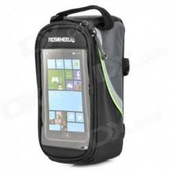 De Roswheel 12496M-G5 Bolsa de sillín de la pantalla táctil para