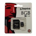 tarjeta micro sd kingston 8gb