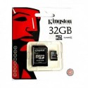 tarjeta micro sd kingston 32 gb