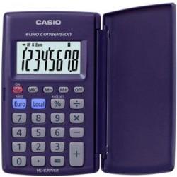 Calculadora - Casio HL-820VER, Conversión Euro