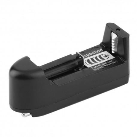 Cargador Universal Para 3.7 V 18650 16340 14500 Li-ion Recargable