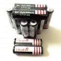 18650 3.7 V 8000 mAh batería recargable 18650 batería li ion